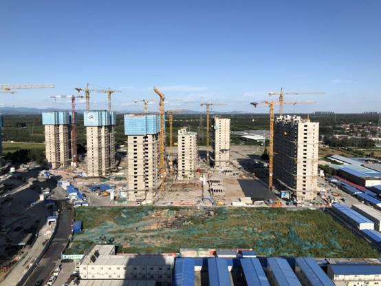 """新车报价:北汽集团安置房项目助力首都""""四个中心""""建设"""