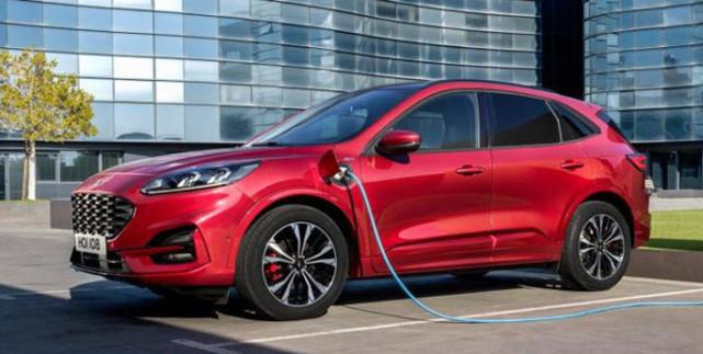新车报价:福特/壳牌正式达成合作 提供充电方案