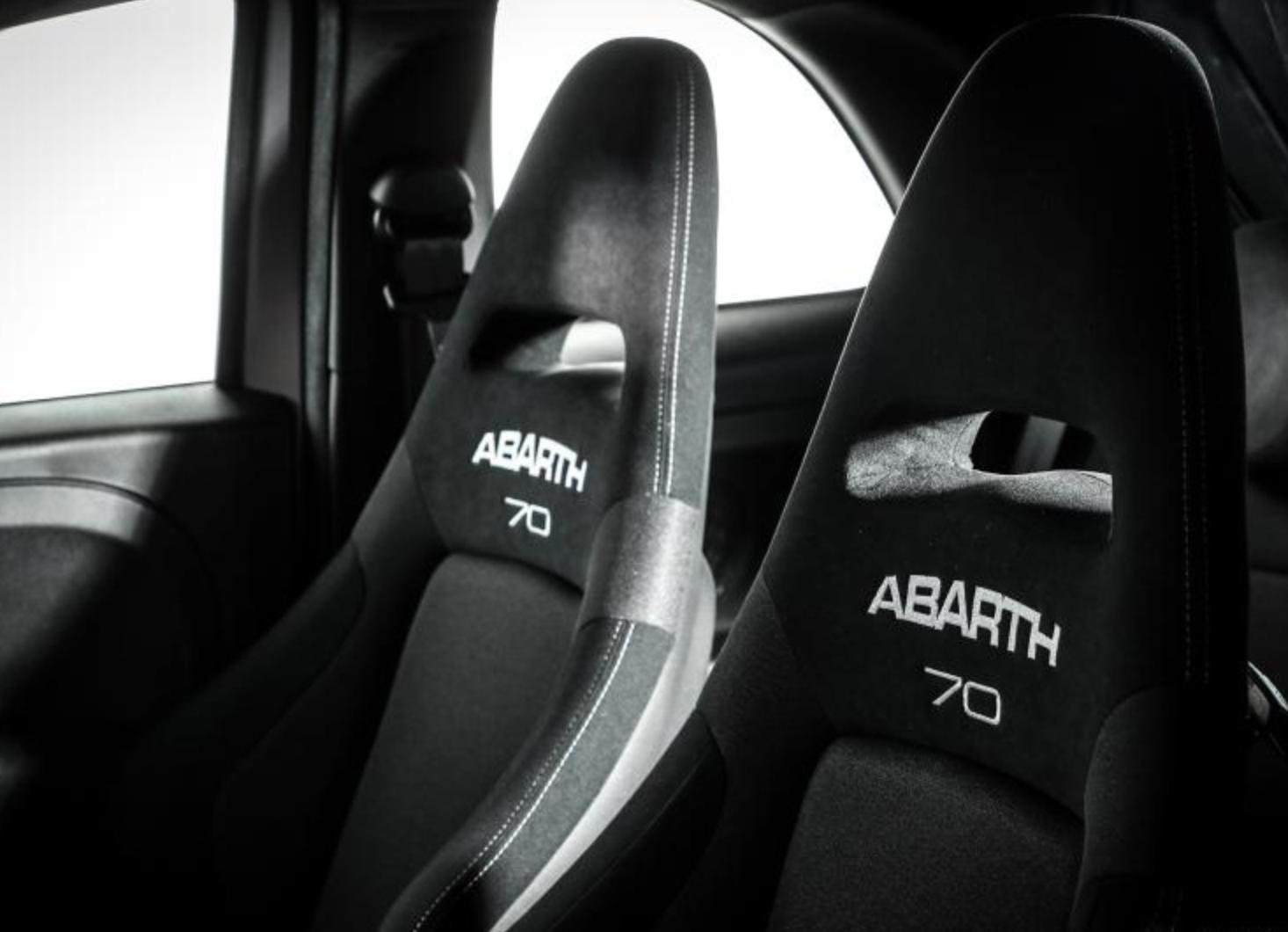 车价查询:百公里加速7.3秒 新Abarth 595 Pista官图曝光