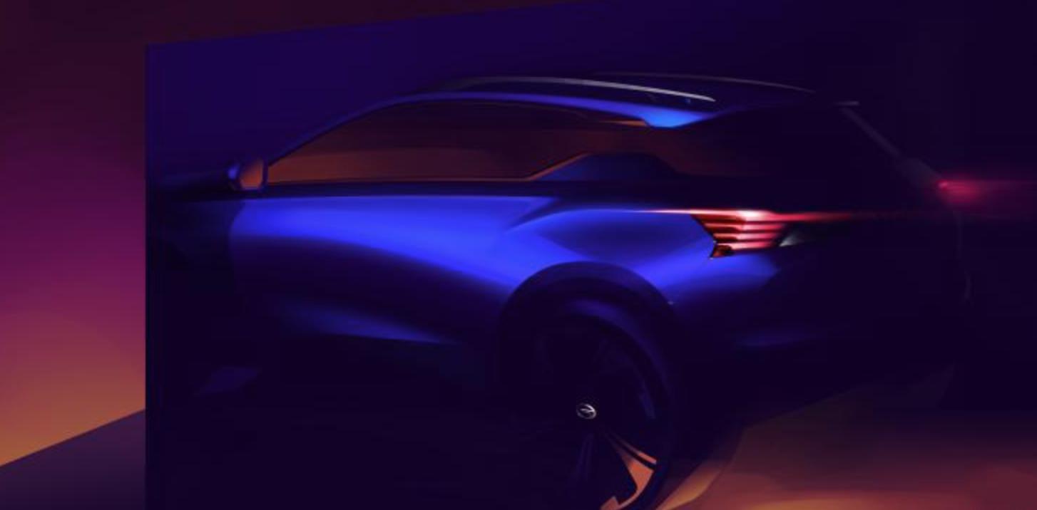 车价网:全新传祺GS4设计草图曝光 新车预计11月上市
