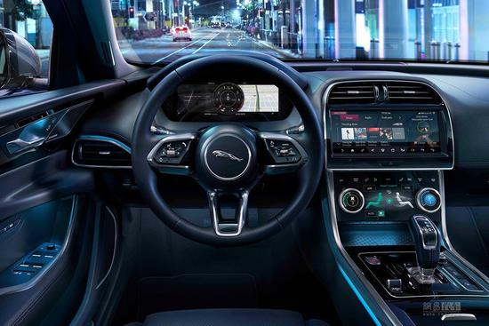 车价网:两种外观/入门1.5T 新款捷豹XEL将11月上市