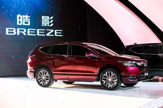 车价查询:最大输出功率142Kw 广本皓影预售18万起