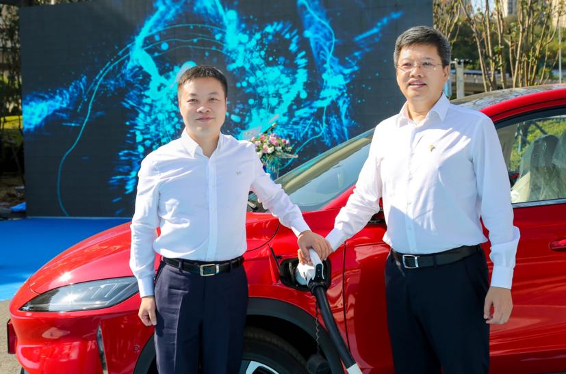 小鹏汽车与特来电合作 共同建设超级充电站