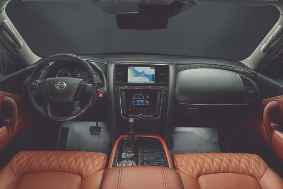 车价查询:外观内饰全面升级 2020款日产途乐官图发布