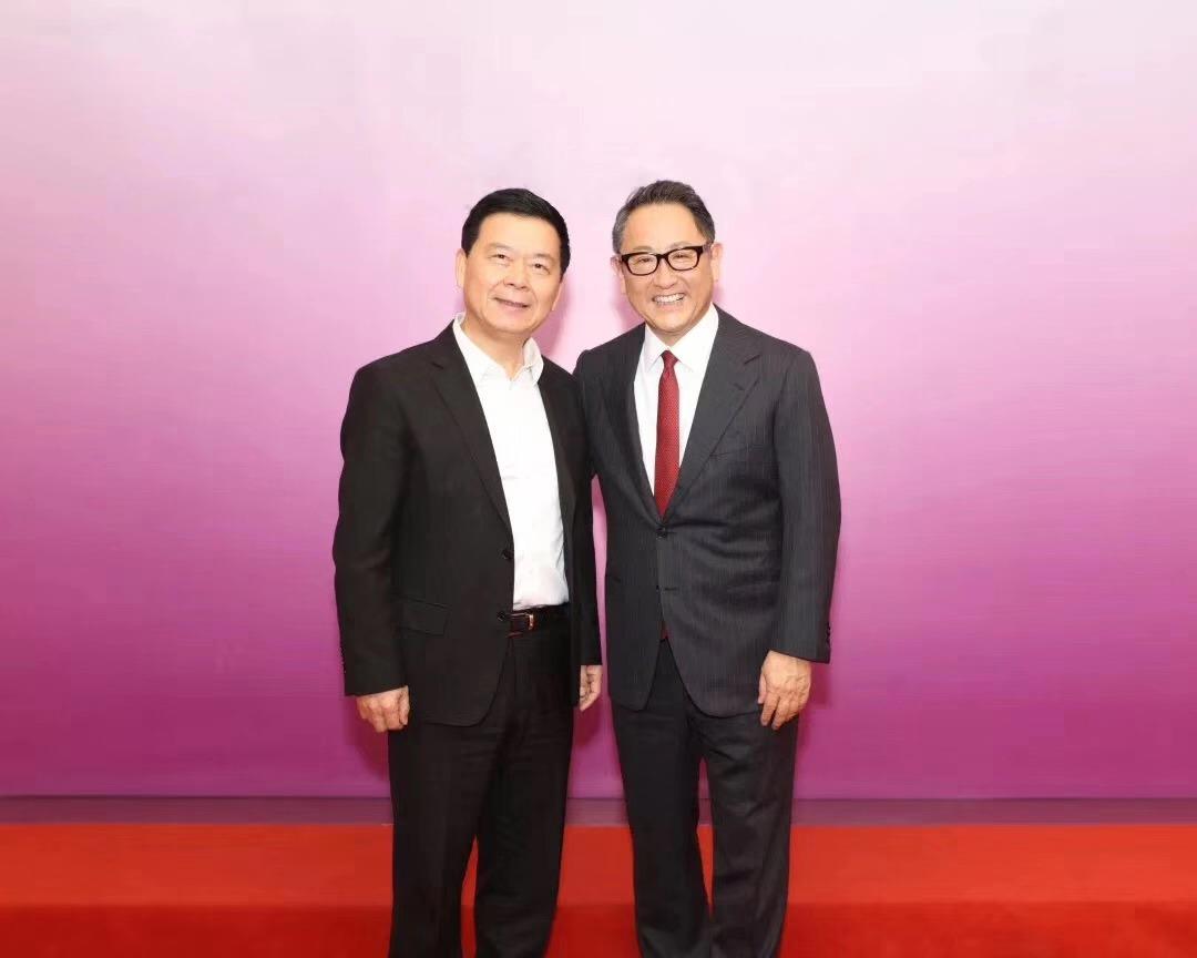 车价网:一汽与广汽分别与丰田签订战略合作协议