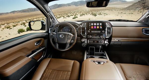 新车报价:最大马力可达400匹 日产发布2020款Titan