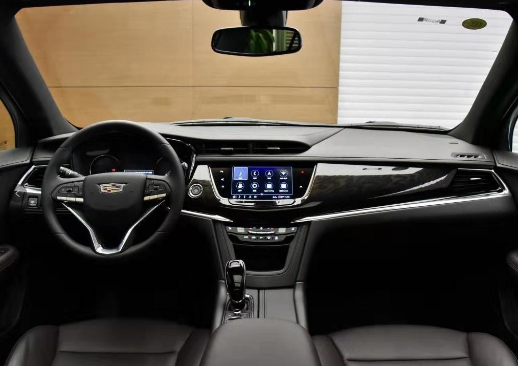 新车报价:凯迪拉克XT6七座版车型上市 售价41.97万起