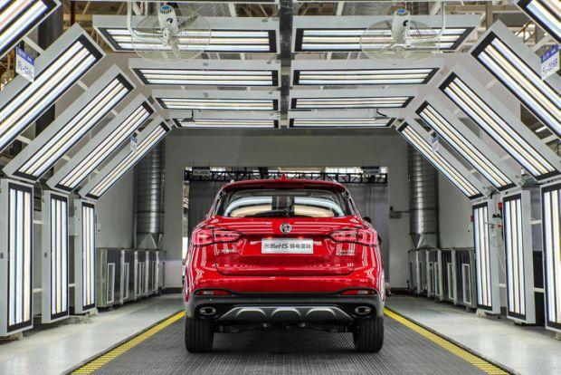 新车报价:从供应链源头整合 上汽宁德生产基地正式竣工