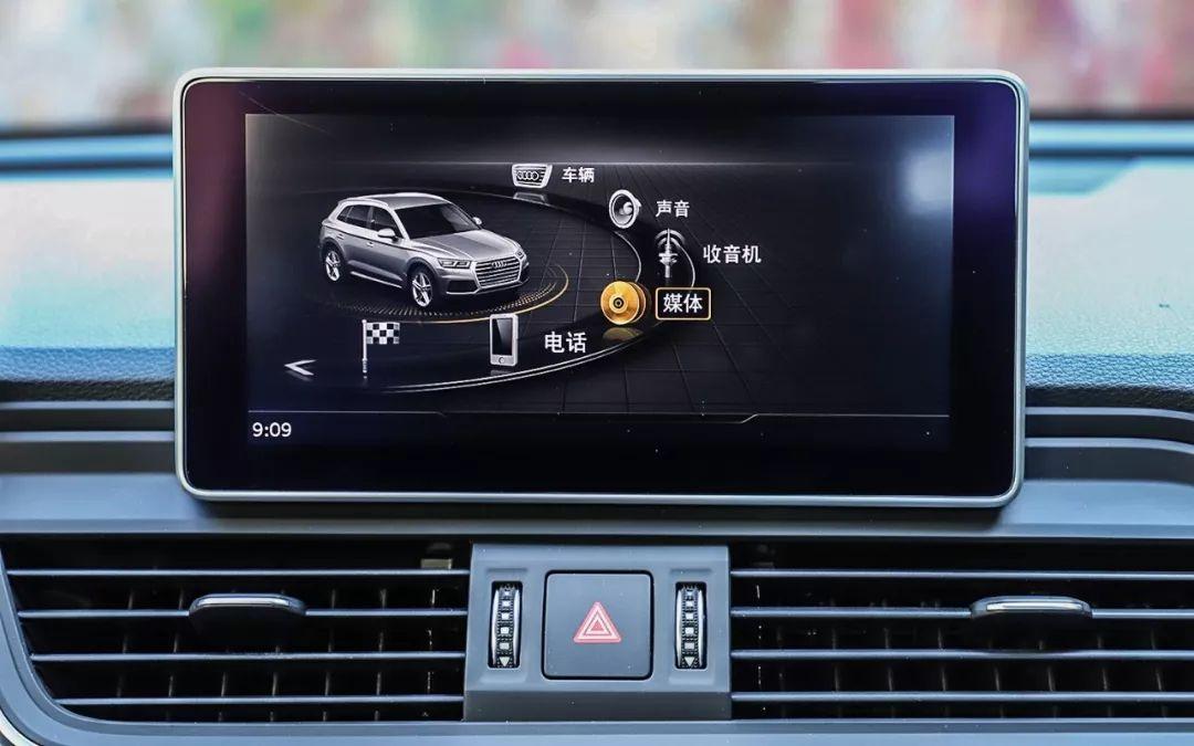 新车报价:采用适时四驱 走量配置的奥迪Q5L好开吗?