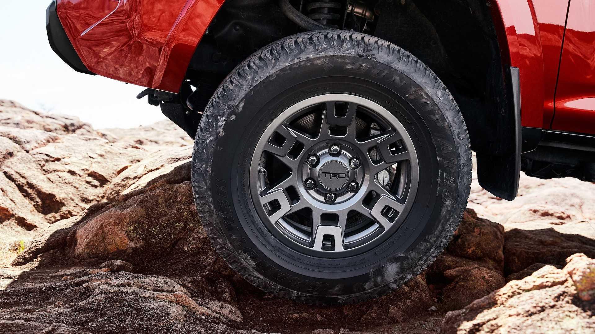 车价查询:越野能力更强 丰田发布4Runner探险版车型