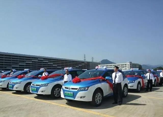 新车报价:禁止使用燃油车,多城市要求网约出租车必须电动化