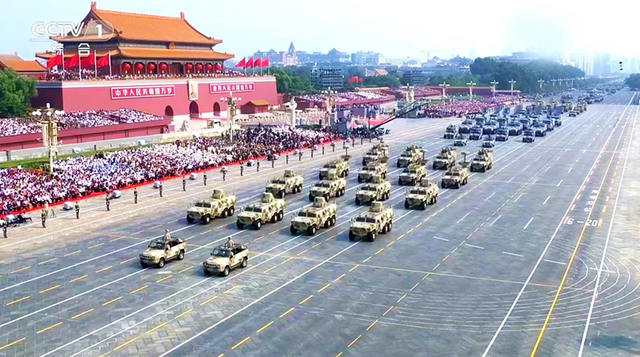 """车价查询:高光时刻中国越野已经进入""""北京""""时间"""