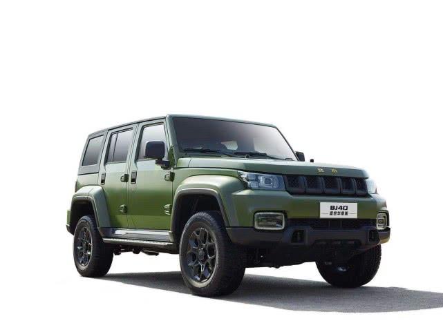 车价查询:限量700台 北京BJ80/BJ40盛世华章版上市