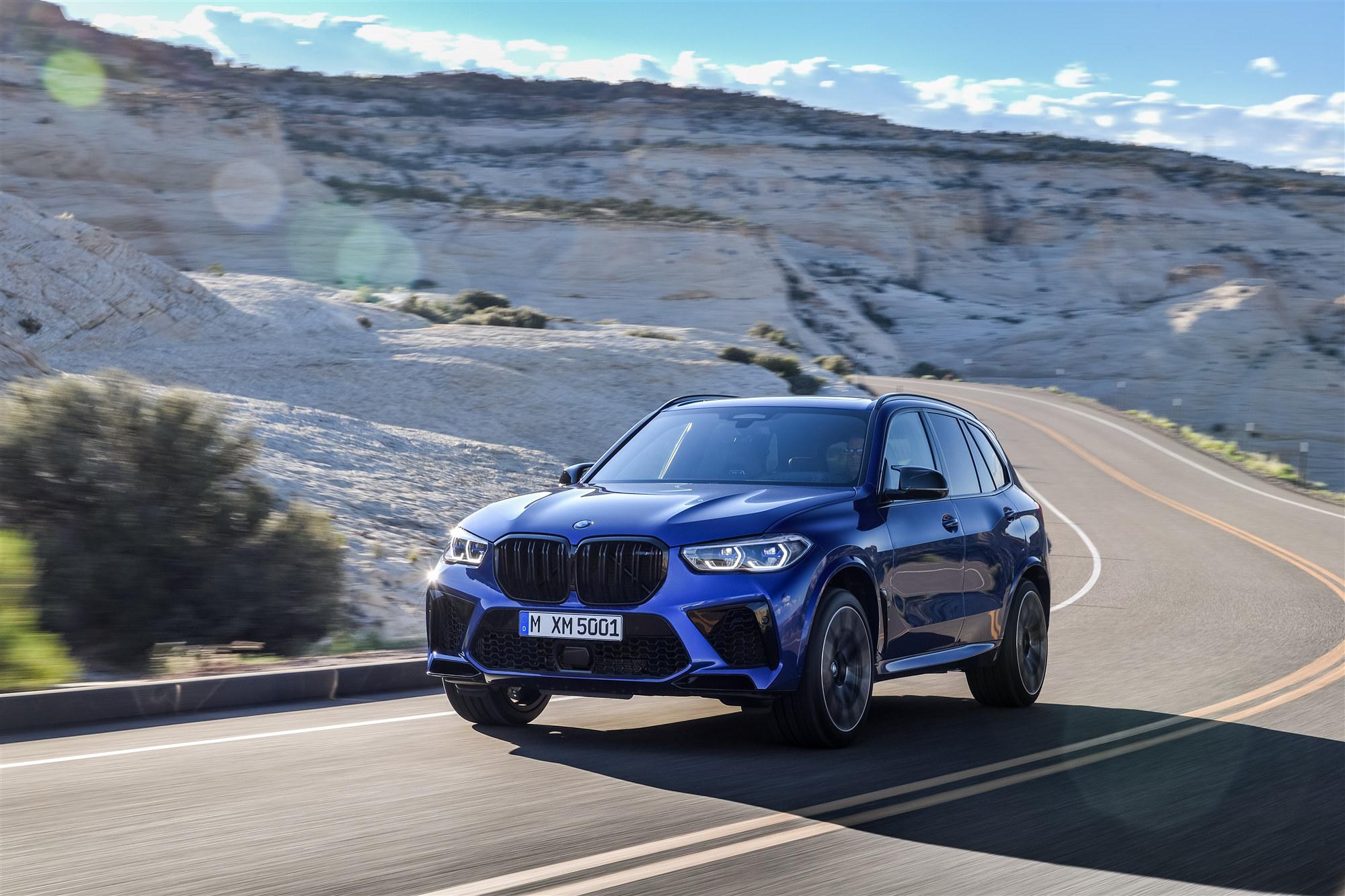 全新BMW X5 M&BMW X6 M