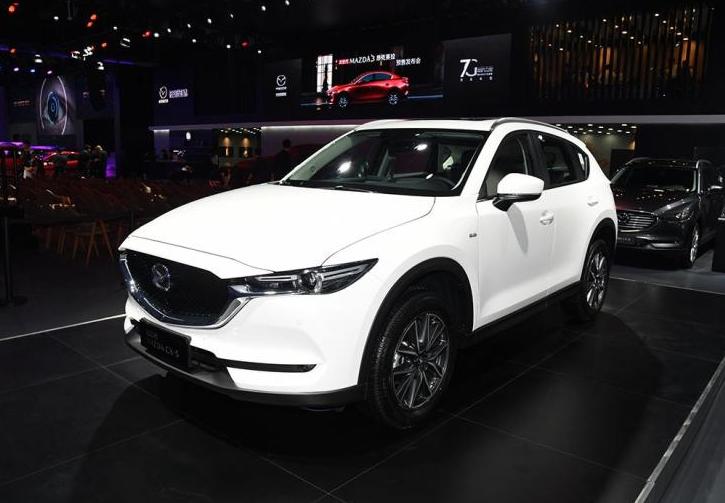 长安马自达2020款CX-5上市 售价17.98万起