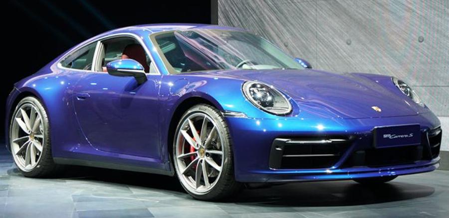 全新保时捷911正式上市 售价为126.5万起
