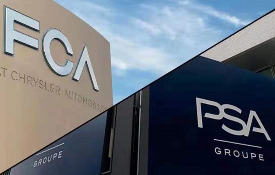 PSA与FCA达成合并共识 各持新集团50%股份