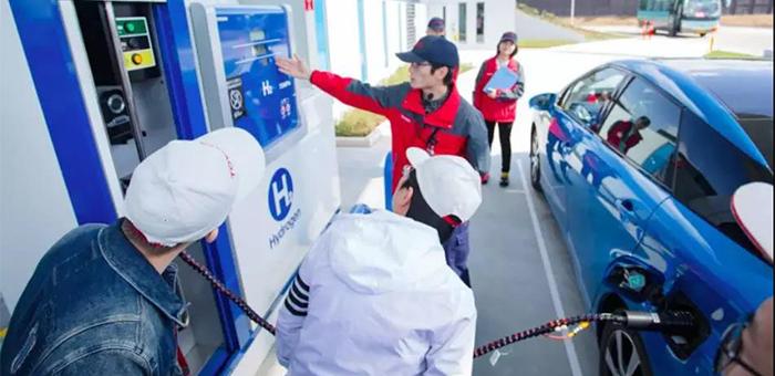 由广汽丰田开始 中国氢能源社会建设正在提速