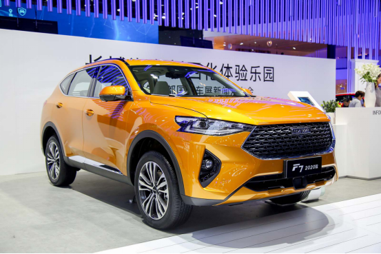 长城汽车发布10月销量统计 同比增长4.48%