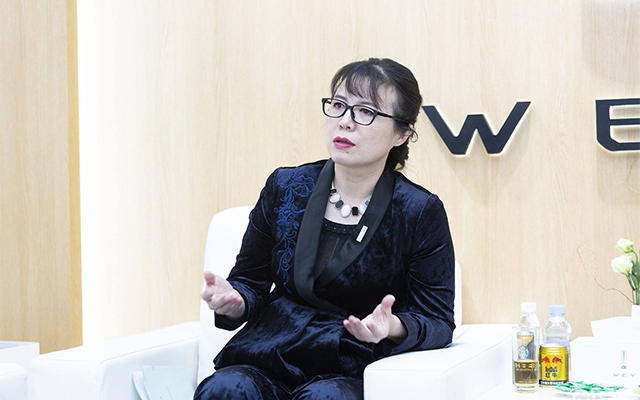 WEY品牌营销总经理柳燕年底离职 加入中汽协任秘书长