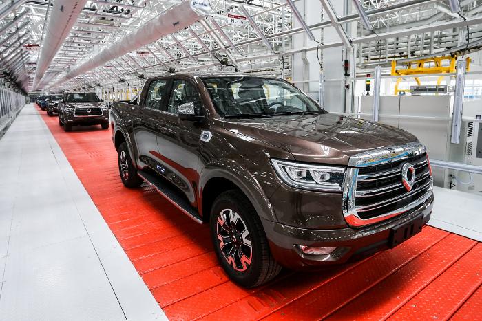 前11月长城汽车销售超95万辆 年目标达成89.2%