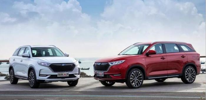 欧尚X7对比宋PRO 谁更符合你心中好车标准?