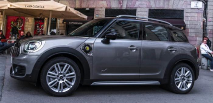 续航近200公里 MINI Cooper SE售价曝光