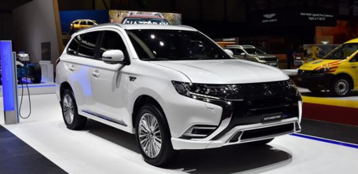 2020年正式亮相 三菱欧蓝德将推特别版车型