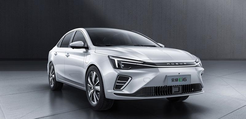纯电续航达600km 荣威Ei6将于北京车展亮相