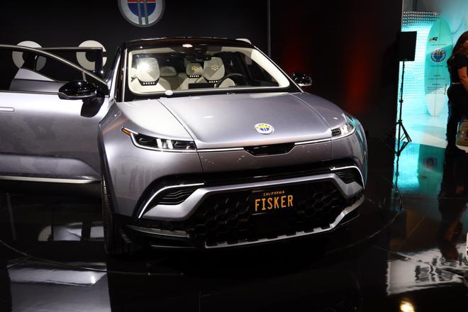 """Fisker首款电动SUV Fisker Ocean发布"