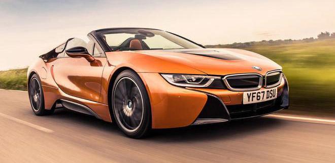 宝马确认将于4月停产插电式混合动力跑车i8