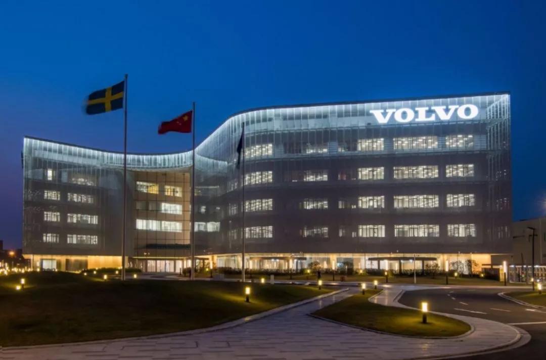 沃尔沃签收中国联通 用5G推动V2X车路协同技术