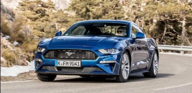 Mustang两款新车型正式上市 38.56万元起