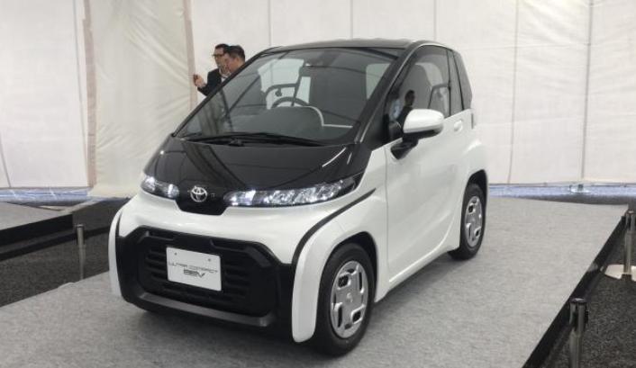 电池组可重复利用 丰田将推出微型电动代步车-亚搏体育官网-亚搏体育