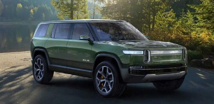 预计2022年亮相 林肯纯电动SUV渲染图曝光