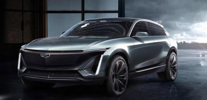 凯迪拉克将推首款纯电动车型 纽约车展首发