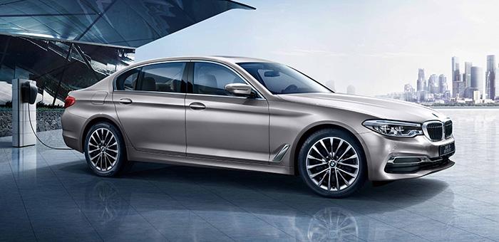 BMW 5系插电混动里程升级版售49.99万元起
