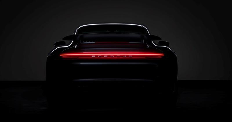 2.6s破百 保时捷911崭新旗舰车型日内瓦首发