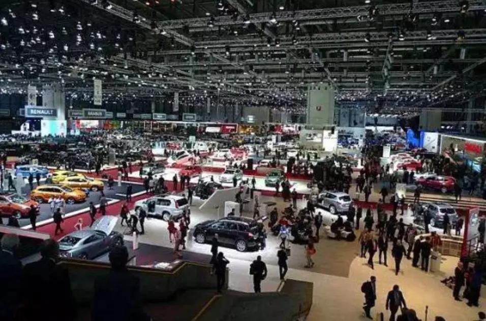 差点取消的日内瓦车展 又带来了多少新能源车
