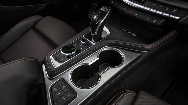 凯迪拉克全新CT4-V售价公布 约31.8万元起售