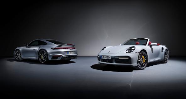 比前代提升70匹马力 崭新911 Turbo S发表