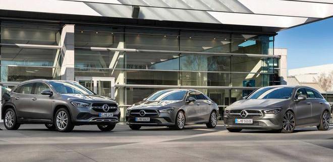 奔驰发布三款插电混动车型 搭载EQ Power动力