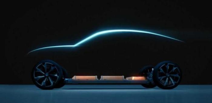 突出肌肉造型 雪佛兰全新纯电动车预告图发布