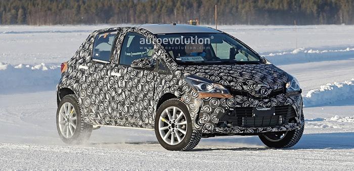丰田推全新小型SUV 预计明年亮相