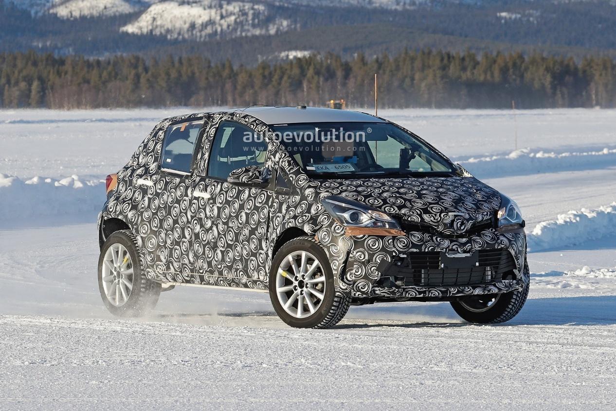 XI全网-丰田推全新小型SUV 预计明年亮相