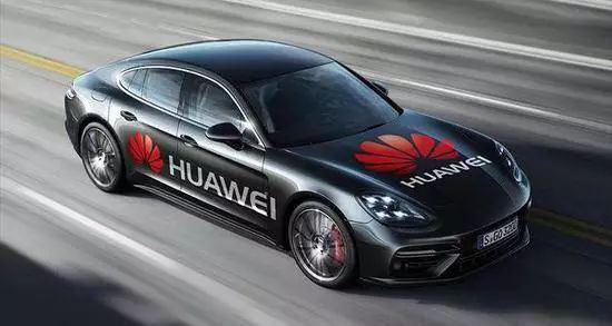 """华为""""上车""""进程加速 将大力推进自动驾驶技术开发"""
