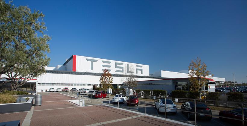 特斯拉遣散加州和内华达州工厂合同工