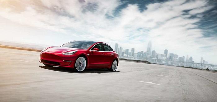 特斯拉或本周推出国产长续航版Model 3