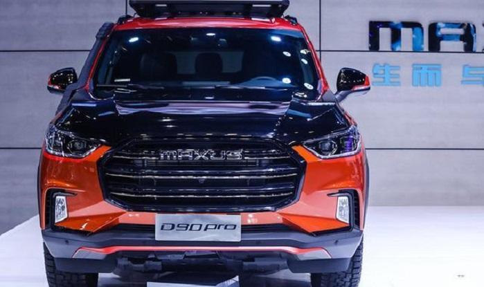 上汽MAXUS D90 Pro柴油版4月10日上市