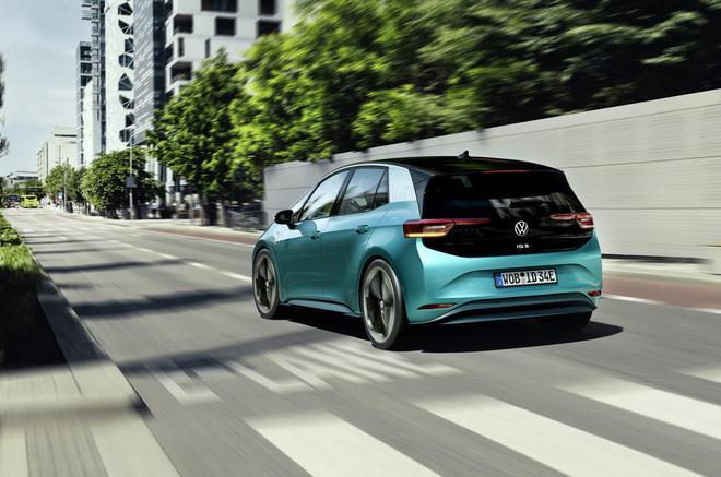 2020年十大最佳电动汽车排名 大众ID.3位列第二